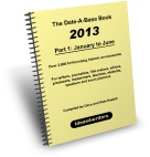 The Date-A-Base Book 2013