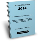 The Date-A-Base Book 2014