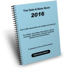 The Date-A-Base Book 2016