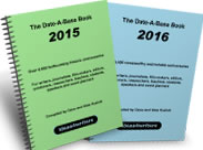The Date-A-Base Book 2015 and 2016