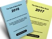 The Date-A-Base Book 2016 and 2017