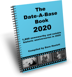 The Date-A-Base Book 2020 is here! – The official